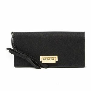 Zac Posen BNWT Glitter Earthette Wallet Wristlet
